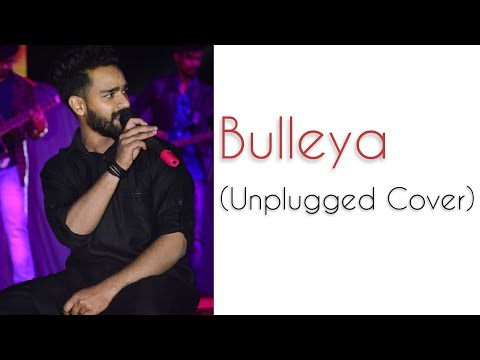 Bulleya | (Live Cover) | Amit Mishra | Shilpa Rao | Pritam | Zayb- The Band