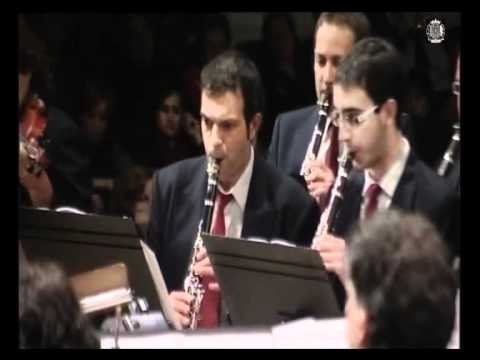 Venus de las luces - Sinfonia n 2 - Jose Suñer - I - CIM La Armonica de Buñol