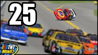 25 Ways to Flip Your Car in NASCAR