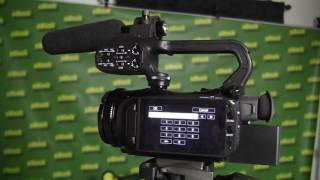 02. Setting up the Wifi on a Canon XA 30 (for PC, Android or tablet)
