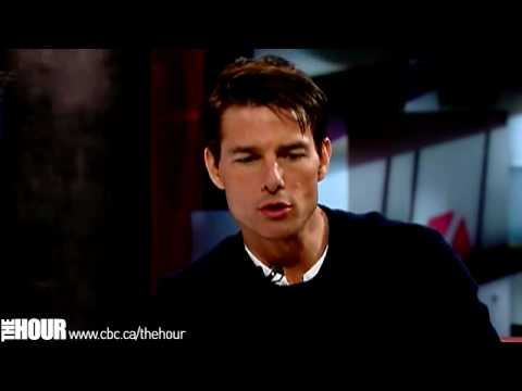 Tom Cruise on The Hour with George Stroumboulopoulos  Part 1