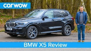 BMW X5 SUV 2020 in-depth review | carwow Reviews