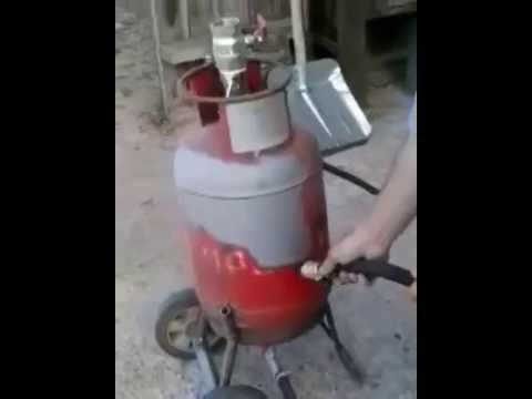 Делаем пескоструйный аппарат