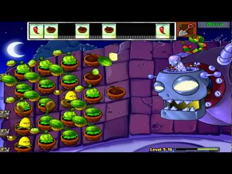 Plants Vs. Zombies Part 18: Who s The BOSS!?