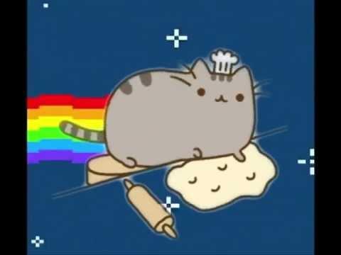 Pusheen Nyan Cat Pusheen Nyan Cat Song