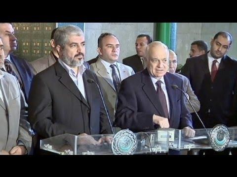 La Liga Árabe pide a Hamas la mediación en Siria