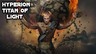 Hyperion: The Titan God of Heavenly Light And The Watcher From Above - (Greek Mythology Explained)