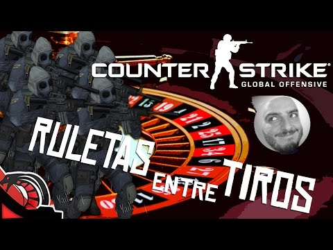 RULETAS ENTRE TIROS | Counter Strike Global Offensive | Drakewing - Rankeds y Apuestas