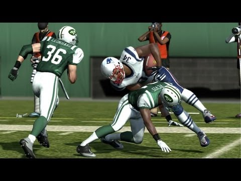 IGN Reviews - Madden NFL 12: Game Review