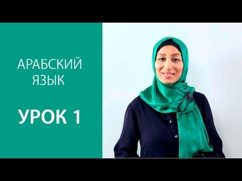 Арабский язык.  Урок 1. Буквы: алиф, ба, та, са, джим, ха