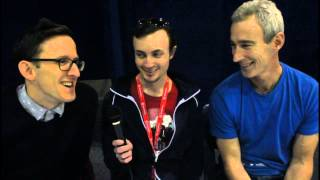 Dwarvern Interview with Adam Brown and Jed Brophy - Supanova Sydney 2013