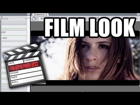 Final Cut Pro 7 - #30: Creando un look cinematográfico