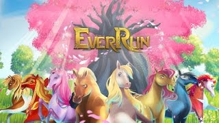 EverRun - Legend of the Horse Guardians - iPad app demo for kids - Ellie