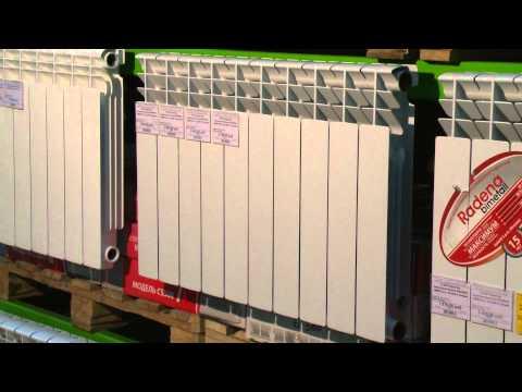 Цены и лучшие магазины биметаллических радиаторов пензы