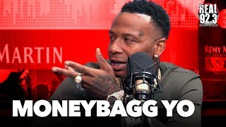 Moneybagg Yo Talks Working With J Cole Kevin Gates Memphis Beef More