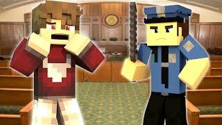 Parkside Prison - JAY GETS ARRESTED!? (Minecraft Roleplay) #1