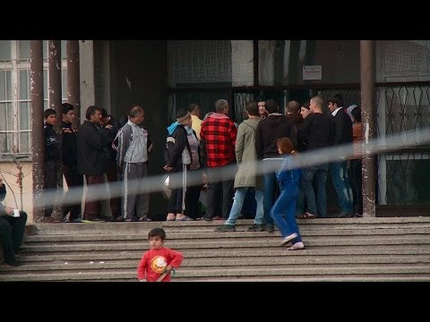 Syrian Refugees: Frustration in Bulgaria