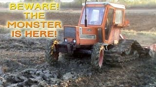 BEWARE! The monster is coming! FIAT 780 Terra Trac