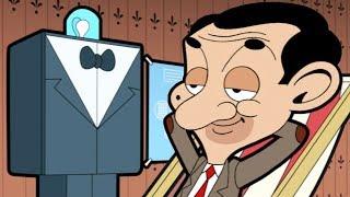Gadget Bean (Mr Bean Cartoon)   Mr Bean Full Episodes   Mr Bean Official