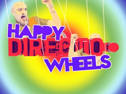 HAPPY WHEELS EN DIRECTO!!
