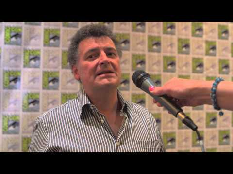 Steven Moffat talks about adding a secret doctor to Dr.Who and being an unintentional superhero