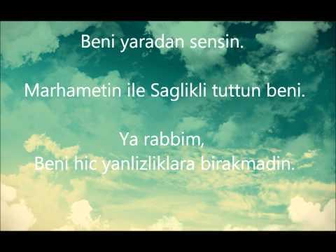 Ya ilahi ilahi Turkce altyazi Muhammad husayn