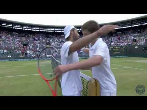 2014 Day 13 Highlights, Wimbledon Boys' Singles Final