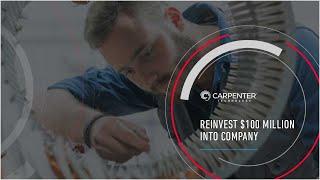 Carpenter Technology Corporation, Production Information Management Excellence
