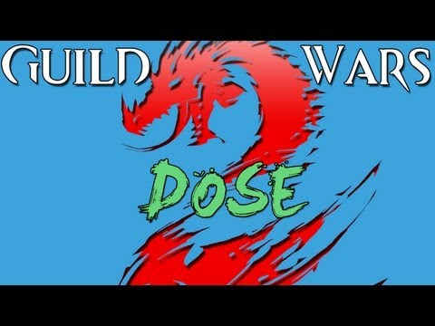 Guild Wars 2 Dose - New Asset Kit | Screenshots, Logos, & Concept Art