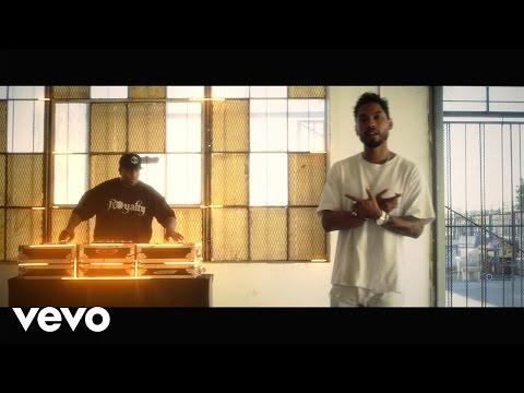 DJ Premier, Miguel - 2 LOVIN U Cover Album
