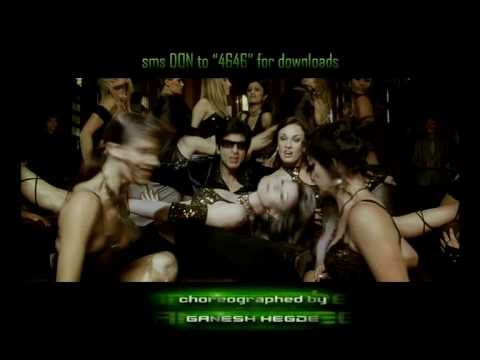 Main Hoon Don - Promo video