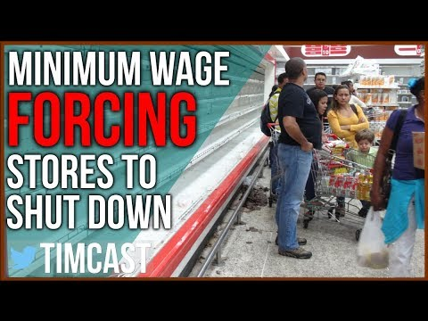 Venezuela's Minimum Wage Hike Forces 40% of Stores to Close