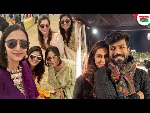 Jr NTR Wife New Look | All Celebrities At Karthikeya Wedding Ceremony | Tollywood Nagar