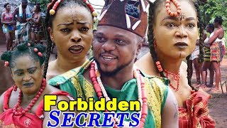 "New Movie Alert ""FORBIDDEN SECRETS"" Season 3&4 - (Rachael Okonkwo) 2019 Latest Nollywood Epic Movie"