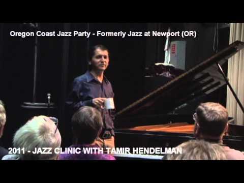 Jazz at Newport 2011 Education with Tamir Hendelman