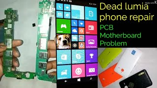 Dead windows phone going to start to change PCB