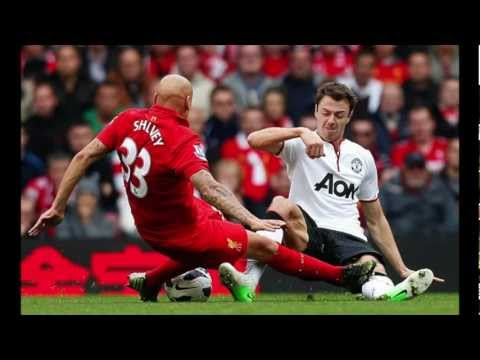 Jonjo Shelvey Red Card Tackle on Jonny Evans