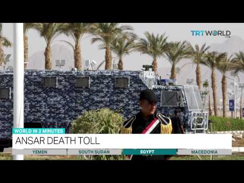 TRTWorld - World in Two Minutes, 2015, May 10, 13:00 GMT
