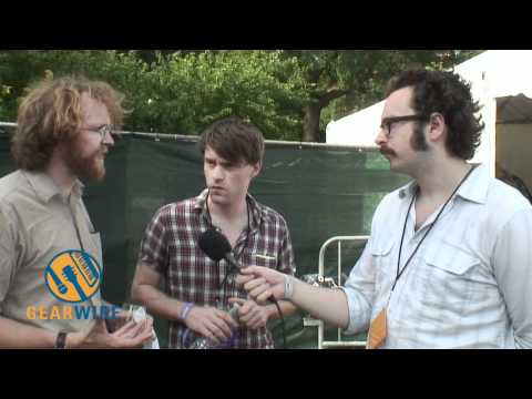 Woods Interview From Pitchfork Fest 2011: Lucas Crane Jams On Cassette Players By Jamming Them (Vide
