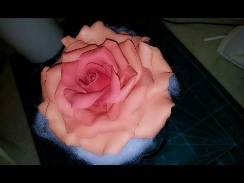 تشكيل الورد الجوري عجينة السيراميك ج_1 Music Videos
