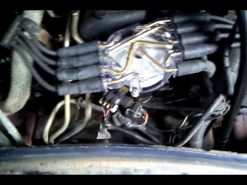 clear distributor cap vortec 5 7 youtube