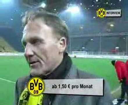 Hans-Joachim Watzke Interview