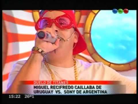 Gonzalo Rodriguez sony En Sin Codificar 21 04 2013 (batalla De Beatbox) video