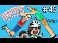 UNA STORIA TRISTE   - Happy Wheels  Ep 45