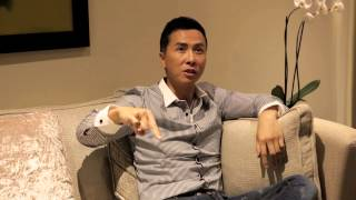 Donnie Yen Kung Fu Jungle Press Interview 一個人的武林 甄子丹