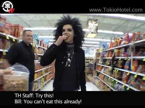 Tokio Hotel TV 2014 [EP 02] 'Bill's Special Pill'