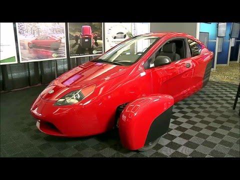 Elio Motors P5