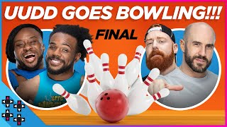 UUDD GOES BOWLING: NEW DAY vs. THE BAR - FINALS!