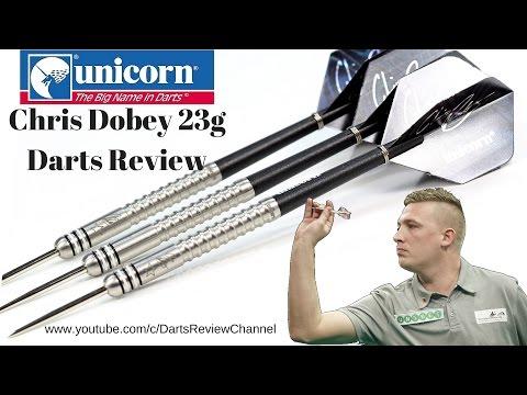 Unicorn Chris Dobey 23g darts review