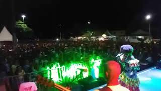 Banda Agitu's - Carnaval Barra do Sahy 2018 - Eva